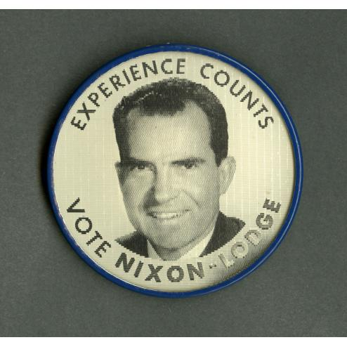 Pin from The Sixth Floor Museum at Dealey Plaza Collection