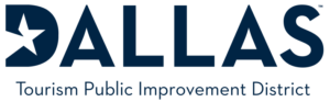 Logo for Dallas Tourism Public Improvement District