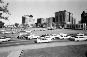 Dealey Plaza 1963