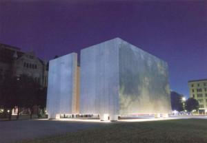 Kennedy Memorial - night