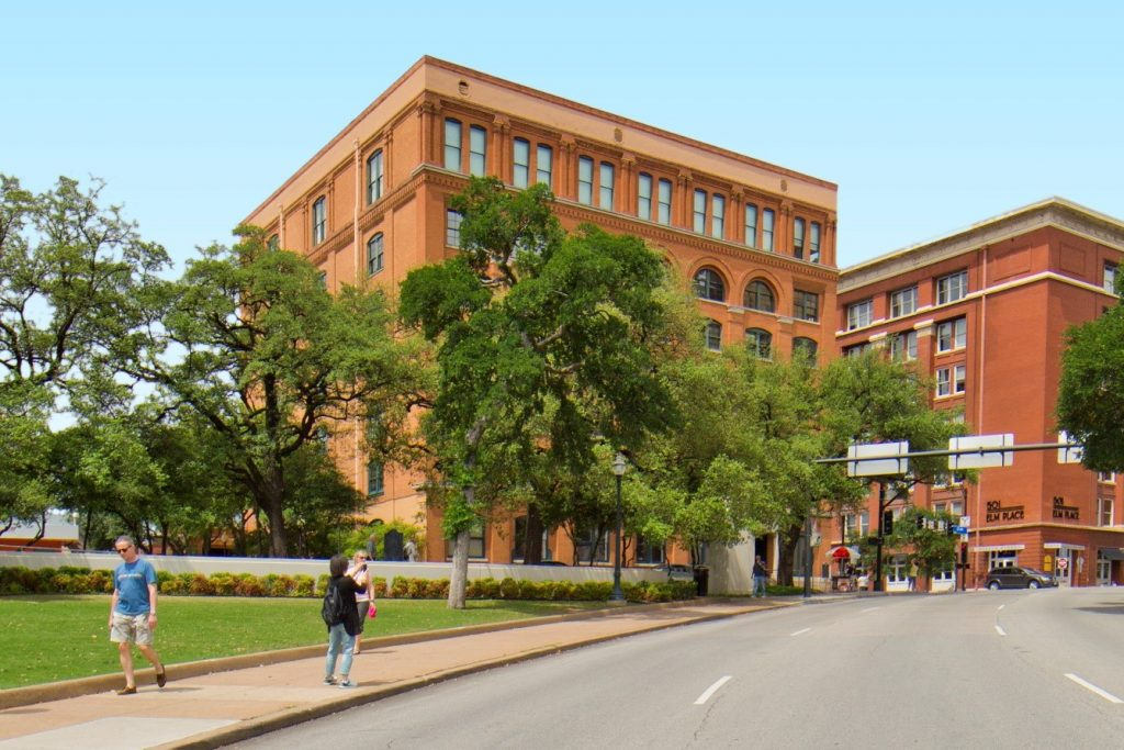The Sixth Floor Museum At Dealey Plaza Welcomes Many Visitors From All Over Globe During Summer Months However As Dallas Locals Know