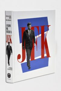 Book cover of JFK: A Vision For America